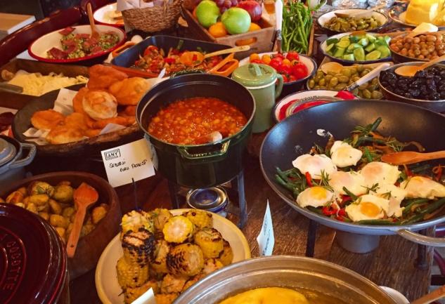 ANY'de Hafta Sonu: Kahvaltı ve Dahası...