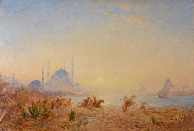 Istanbul, Fantazi – Constantinople, Fantasia