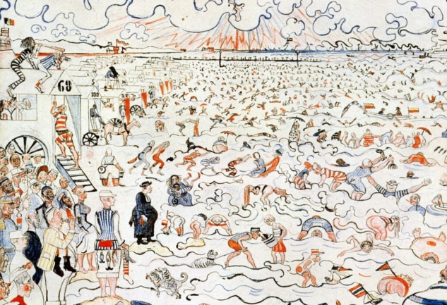 James Ensor ve Ostend