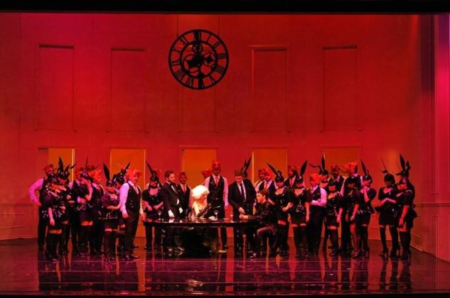 "Süreyya Operası'nda Stravinsky: ""The Rake's Progress"""