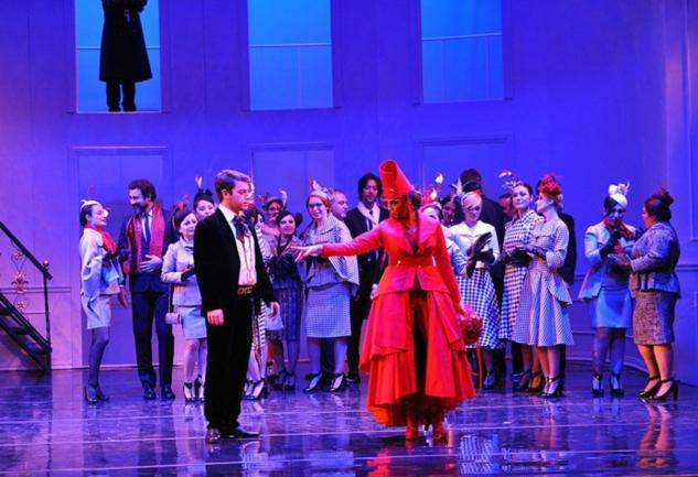 Süreyya Operası'nda Stravinsky: