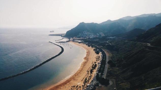 Santa Cruz de Tenerife-Las Teresitas