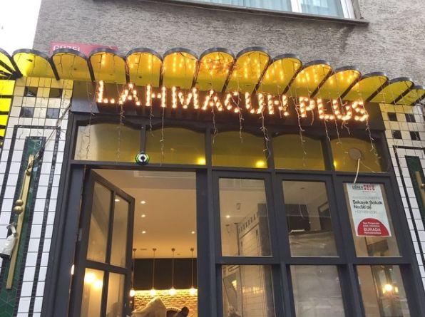 Lahmacun Plus