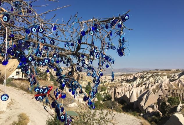 Masallar Diyarı Kapadokya