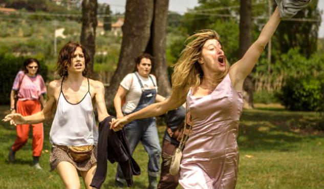 La pazza gioia / Like Crazy