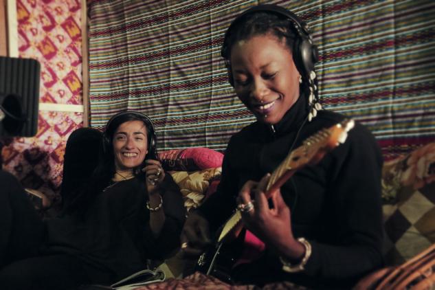 Hindi Zahra & Fatoumata Diawara