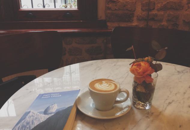 Story Coffee: Tasarım ve Huzur Buluşması