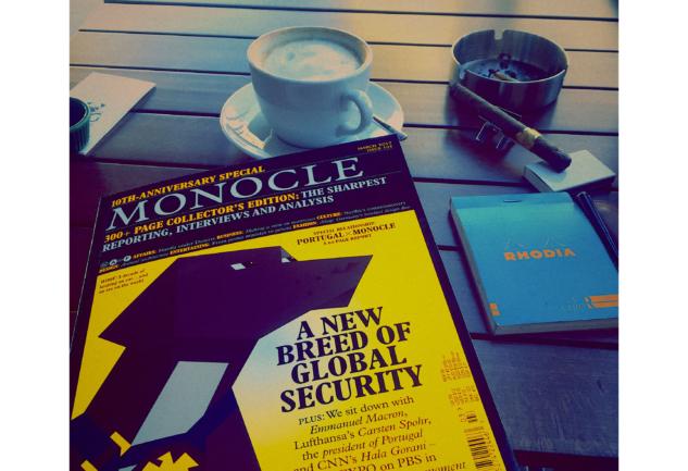 Değişen Dergiciliğin 10 Yılı: Monocle Üzerine Düşünceler