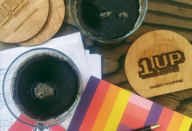 Moda'dan Taze Bir Kahve Durağı: 1UP Coffee