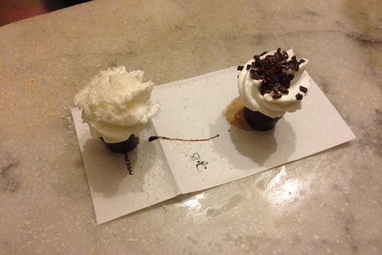 Chocolate e Vino