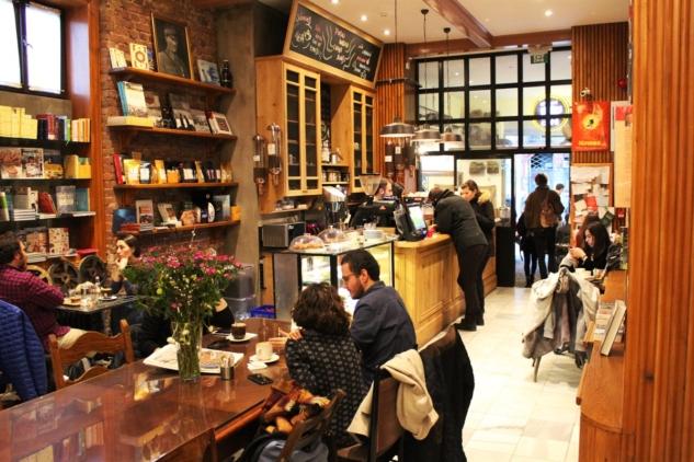 Türk Alman Kitabevi Cafe