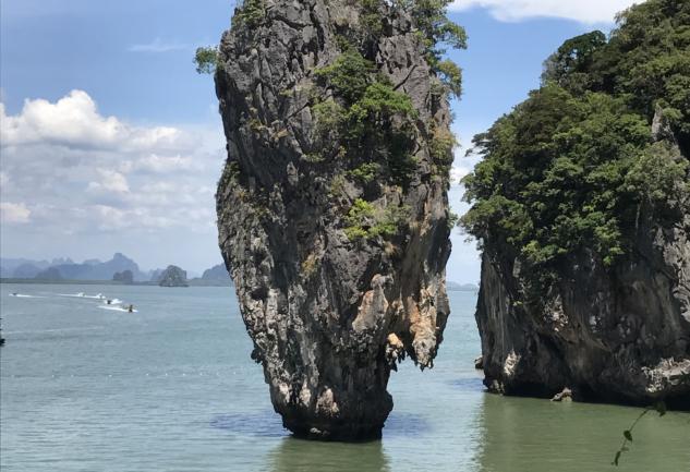 Singapur - Phuket İkilisi