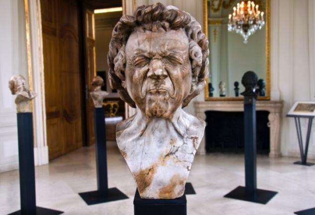 Ruhlar, Sanat ve Viyana: Messerschmidt'in Heykelleri