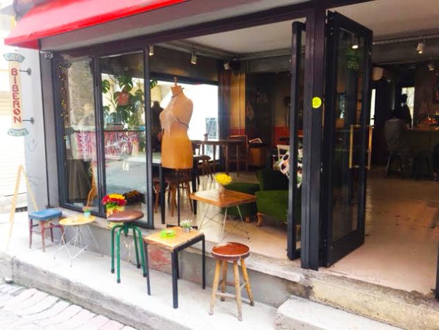 Cafe Biberon - Galata