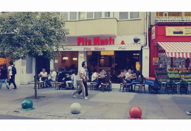 İstanbul'un En İyi Mantıcısı: Pita Mantı