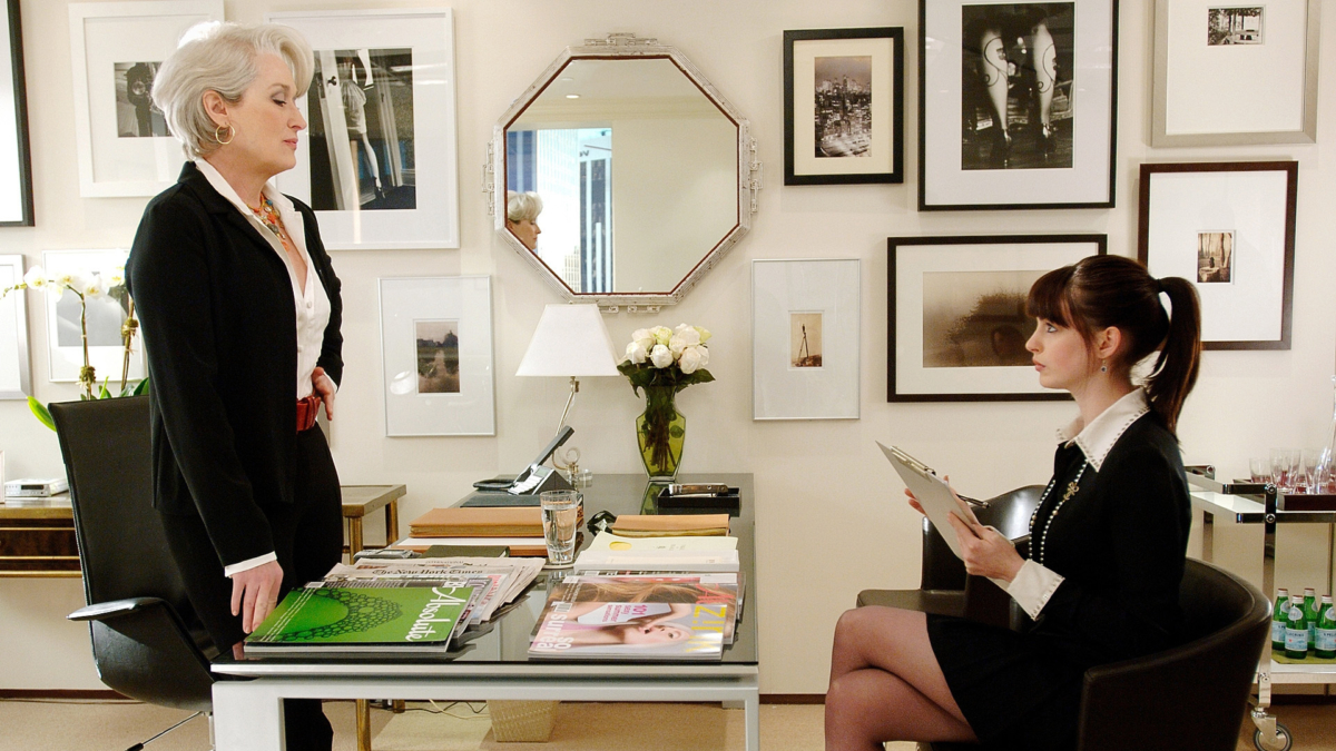 Ofis Filmleri | The Devil Wears Prada