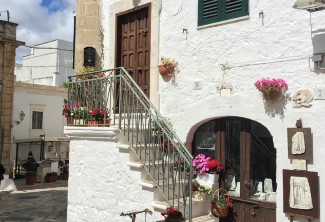 Puglia: Çizme'nin Topuğu