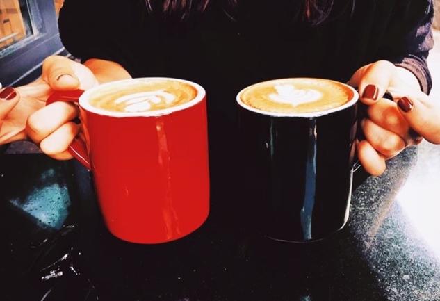 Twins Coffee Roasters: Gümüşsuyu'nun Cool Kahve Durağı