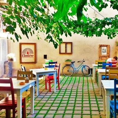 Beyoğlu'nda Keyifle Sığınılacak 5 Bahçe