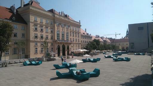Viyana'nın Gerçek Dönüşüm Hikâyesi: Museumquartier