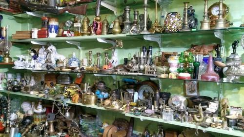 Üsküdar Antikacılar Sokağı