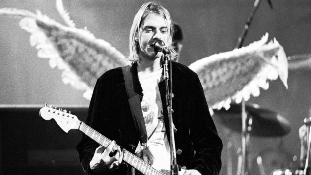 Kurt Cobain File Photos