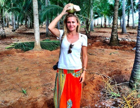 Hindistan Cevizi Aşığı: Ayşe İyigündoğdu ve Coco Mambo