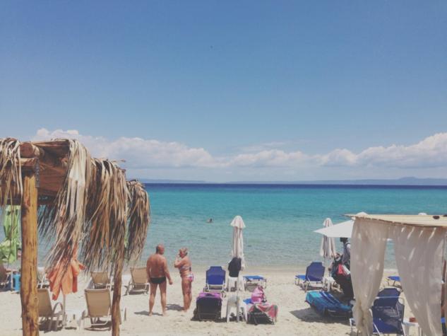 deniz tatili – halkidiki