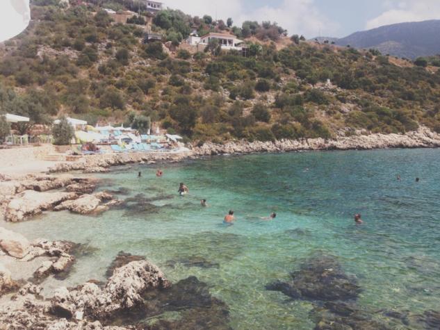 deniz tatili – kas
