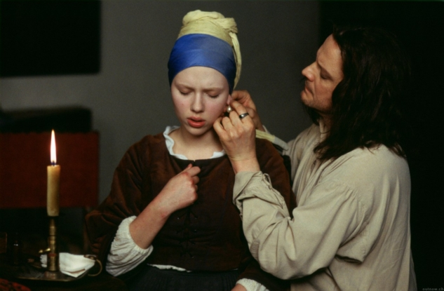 Girl with a Pearl Earring | 2003, Peter Webber