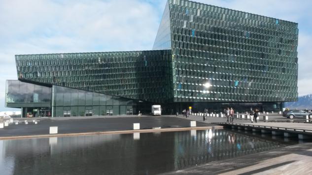 Opera Binası (Harpa), Reykjavik City Hall