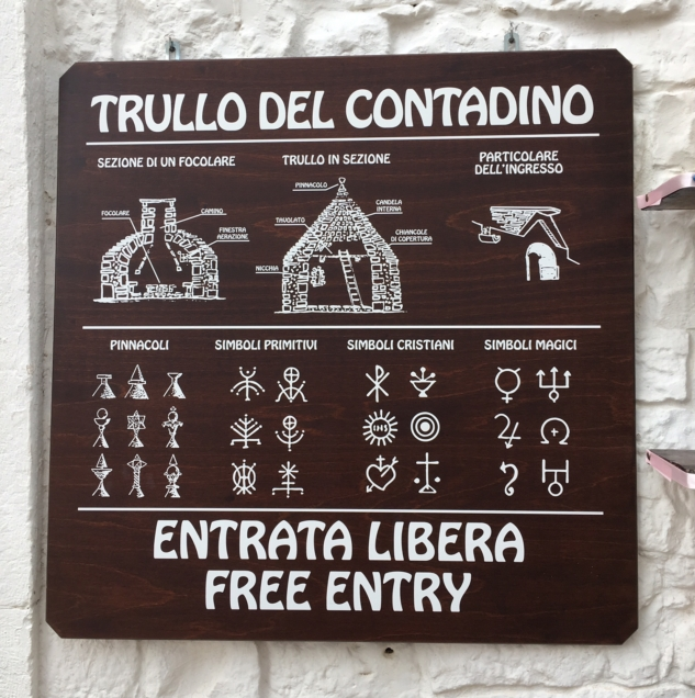 Alberobello İtalya Puglia