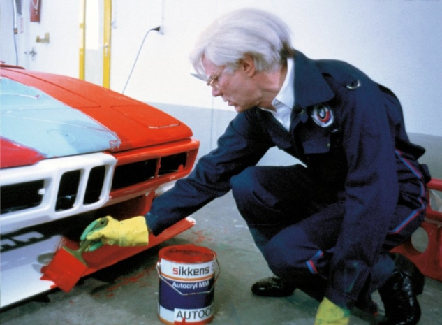 Andy Warhol / Auto