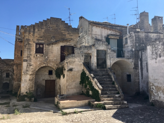 Matera İtalya