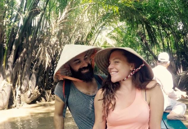 70 Günlük Balayı: Rosita-Semih Zakuto ve Asya Yolculukları