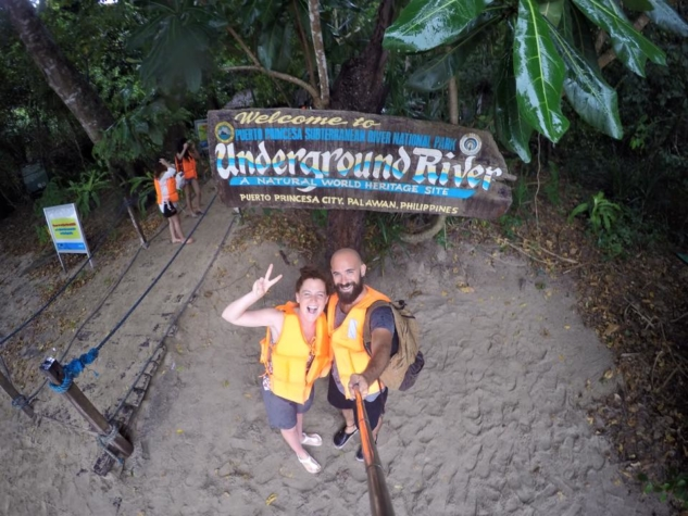 Underground River, Palawan, Filipinler