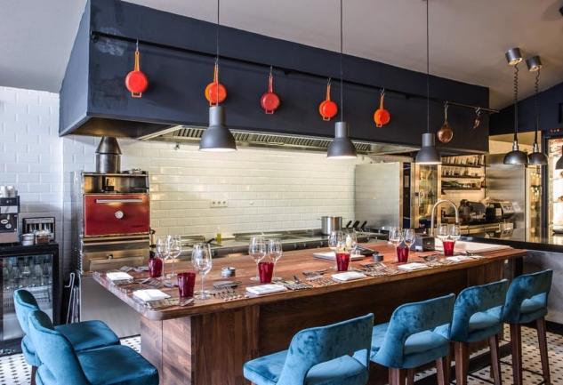 TOI: Gerçek Bir Üst Sınıf Restoran Deneyimi