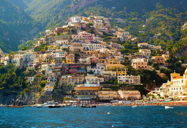 Amalfi, Positano, Ravello: Amalfi Kıyılarından Notlar