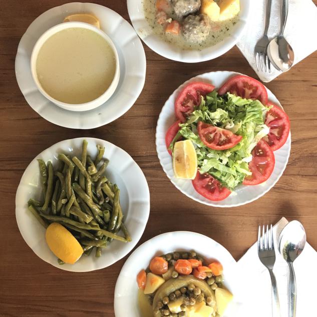 Bozcaada Pide_den ev yemekleri…