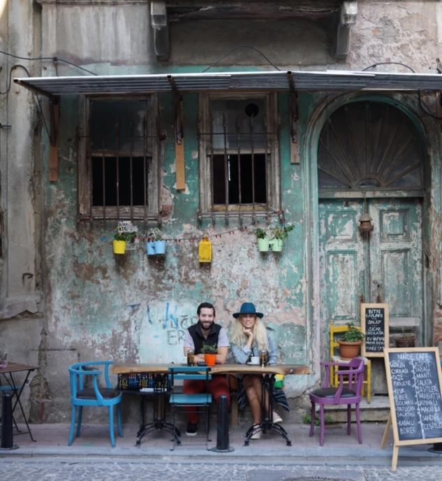 Maide Cafe Balat
