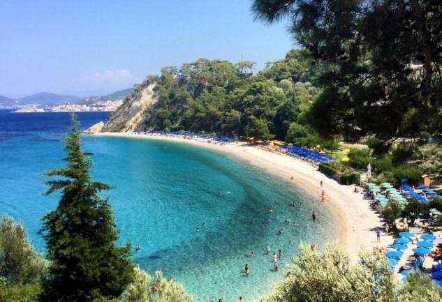 Bir Yunan Rotası: Samos Adası