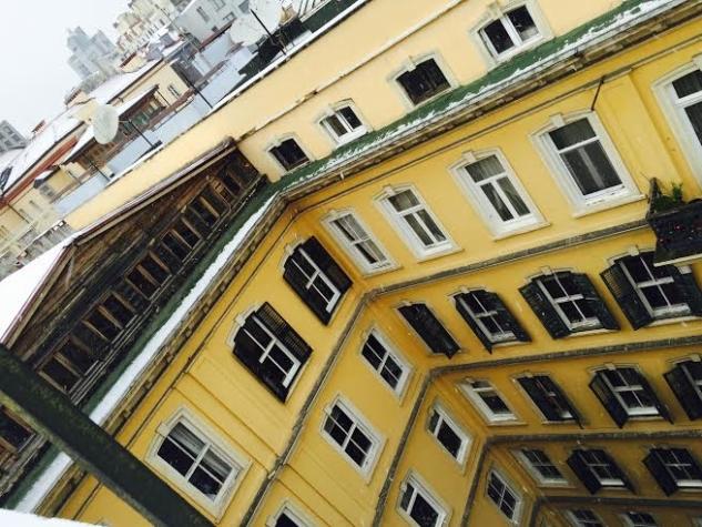 Doğan Apartmanı, Galata | Fotoğraf: Melike Alpay , theMagger