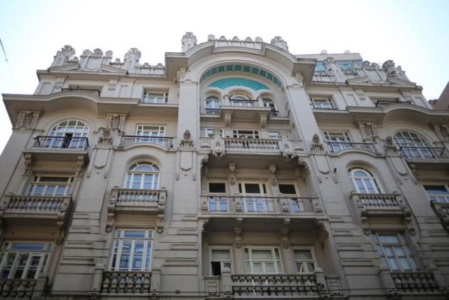 Mısır Apartmanı, Galatasaray | Fotoğraf: gezitta.com