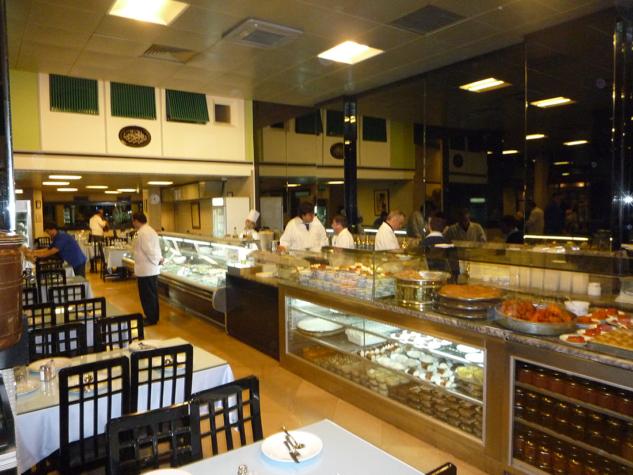 istanbul lokantalar – kanaat