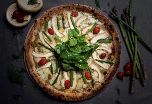 Reşitpaşa Keşifleri Vol.4: Odun Pizza