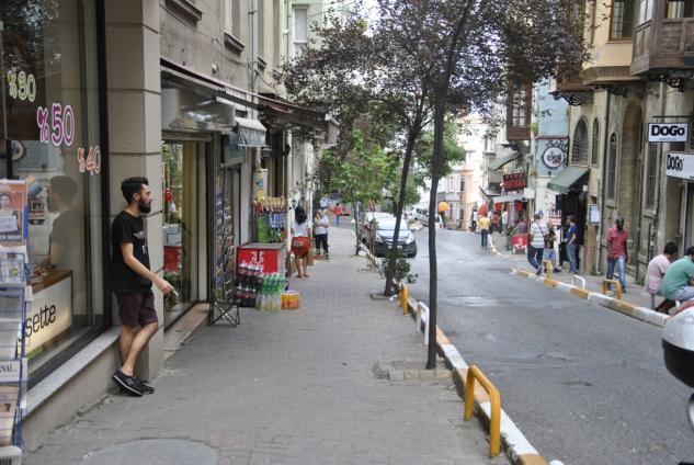 sokaklar – bogazkesen