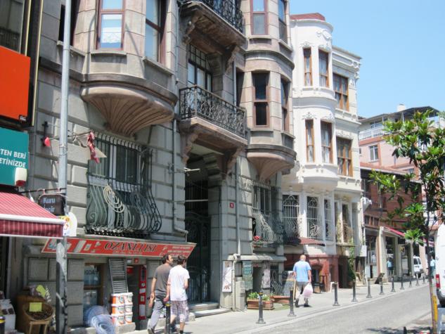 sokaklar – karakolhane