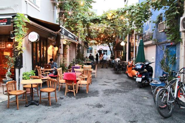sokaklar – kilic ali pasa