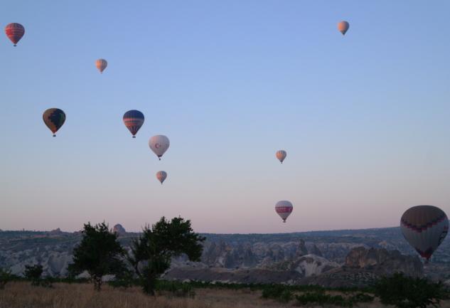 Türkiye'de Bir Sonbahar Kaçamağı İçin Gidebileceğiniz 8 Yer