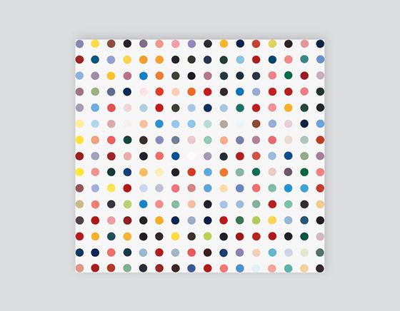 Damien Hirst – Spot